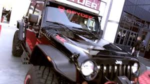 jeep accessories the coolest jeeps of sema 2013 youtube