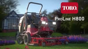 Troline Meme - toro proline h800 intro french youtube