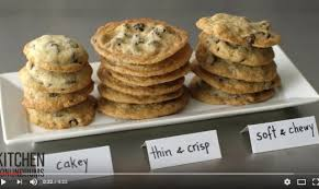 chocolate chip cookies crunchy chewy or cakey