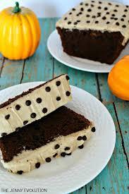 caramel chocolate chunk pumpkin bread recipe the jenny evolution