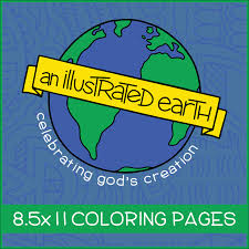 illustrated earth coloring pages 8 5x11 u2013 illustrated children u0027s