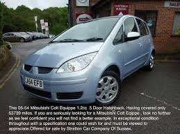 used mitsubishi colt cars for sale with pistonheads