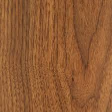 Dull Laminate Floor Trafficmaster Embossed Hawthorne Walnut 8 Mm Thick X 5 5 8 In