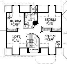 Large Farmhouse Floor Plans 164 Best House Plans Images On Pinterest Ranch House Plans