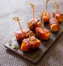 cuisine sur plancha dés de potimarron au lard à la plancha les meilleures recettes