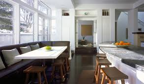 banquette cuisine moderne idées pour l aménagement d une banquette