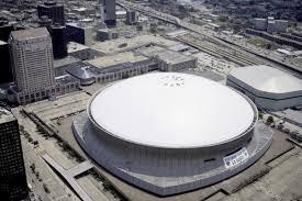 mercedes dome orleans mercedes superdome orleans la nfl stadiums