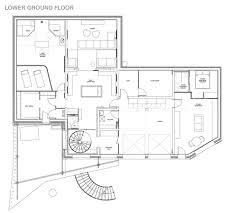 Yoga Studio Floor Plan by Catered Ski Chalet Chamonix Chalet Couttet Leo Trippi