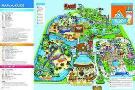 map of galveston find rides with schlitterbahn galveston park map