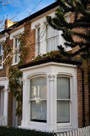 terraced house exterior renovation before u0026 after design ideas