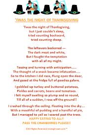 thanksgiving poems for great poems read along