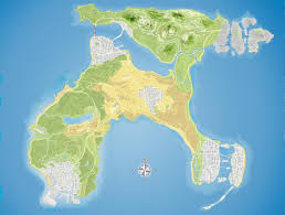 Gta 5 Map Gta 5 Online Gets The Liberty City Map Soon According To Open Iv