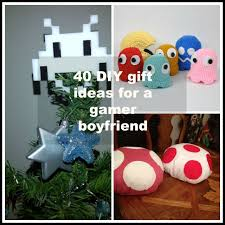 40 diy gift surprise ideas for a gamer boyfriend or girlfriend