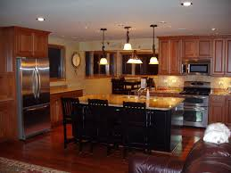 Seating Kitchen Islands Enchanting Kitchen Island With Bar Seating Pictures Design Ideas