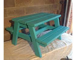 Kids Wooden Picnic Table Indoor Picnic Table Full Image For How To Make Picnic Table