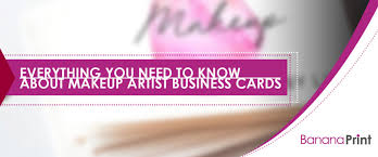 need a makeup artist everything you need to about makeup artist business cards