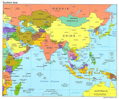world map with country names image free asia maps best map with country names in of all