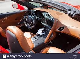 corvette stingray 2014 interior 2014 chevy corvette stingray z51 convertible interior view usa
