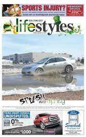 southeast lifestyles 20170317 by estevan lifestyles publications