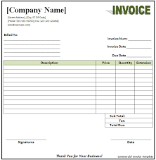free invoice template downloads download sales invoice template