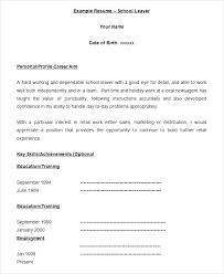 free blank resume templates resume format blank empty resume form blank student resume template