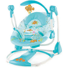 Finding Nemo Flip Sofa Disney Baby Finding Nemo Portable Swing Is It Really Worth