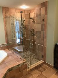 L Shaped Bench Seating L Shape Shower Next To Tub Or Bench Seat Medford Lakes Nj