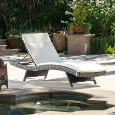 chaise lounge white plastic outdoor chaise lounge white resin