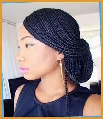 hairstyles for individual braids 50 trendy box braids hairstyles herinterest within african