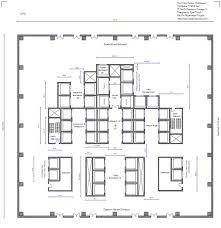 Mechanical Floor Plan Triton Center Screenshots Skyscraper