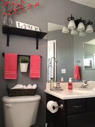 Ideas For A Bathroom Beautiful Best 25 Small Bathroom Decorating Ideas On Pinterest Of