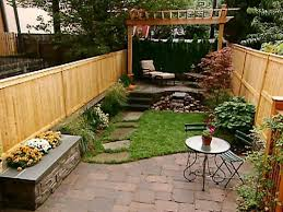 Hardscaping Ideas For Small Backyards Decor Of Small Backyard Patio Landscape Ideas Small Yard Design