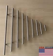 T Bar Cabinet Pulls Stainless Steel T Bar Modern Kitchen Cabinet Door Handles Drawer