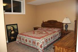 basement suite with pond view in sherwood houses for rent in
