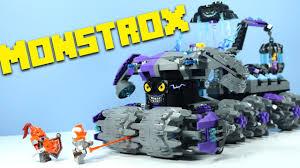 Lego Headquarters Lego Nexo Knights Jestro U0027s Headquarters With Monstrox Youtube