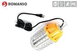menards led work lights construction lights string contractor grade temp work l new