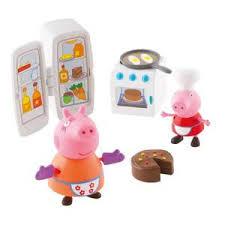 jeux de la cuisine de maman maman pig achat vente jeux et jouets pas chers