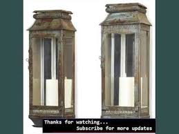 Candle Wall Sconces Rustic Wall Sconces Collection Candle Wall Sconce Rustic Youtube