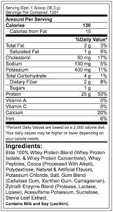 Dymatize Elite Whey 10 Lbs elite 100 whey protein 10lbs musclepro
