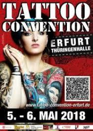 tattoo expo erfurt 2018 tattoo conventions calendar world tattoo events