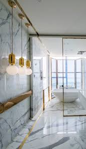 Modern Marble Bathroom Best 25 Marble Bathrooms Ideas On Pinterest Modern Marble Carrara