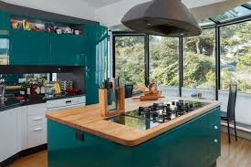 Teal Kitchen Cabinets Teal Kitchens Teal Kitchen Kitchen Pinterest Impressive