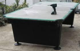 average weight of a pool table pool table slate repair broken billiard table slates