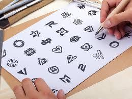image gallery logo sketches