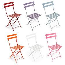 Fermob Bistro Chair Cushions Metal Folding Bistro Chairs U2013 Valeria Furniture