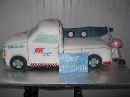 aaa tow truck merrie stone cakes