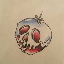 skull apple tattoos u0026 designs pictures page 7