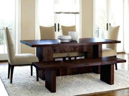 dining room table with bench seat dining room table bench dining room table bench seat