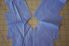 arts and crafts for your american doll scrub top for