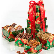 gift towers christmas and gift towers candy gift towers river